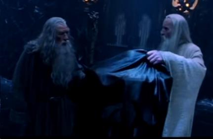 Bernie is NOT Gandalf; Hillary is NOT Saruman; Trump is ...
