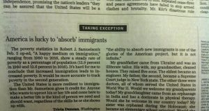 https://www.washingtonpost.com/opinions/america-is-lucky-to-absorb-immigrants/2018/02/08/d0fd12a6-0b83-11e8-998c-96deb18cca19_story.html?utm_term=.ae5fd2bbdd00