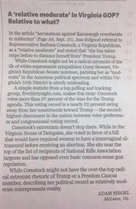 Boston Globe 1 Oct 2018