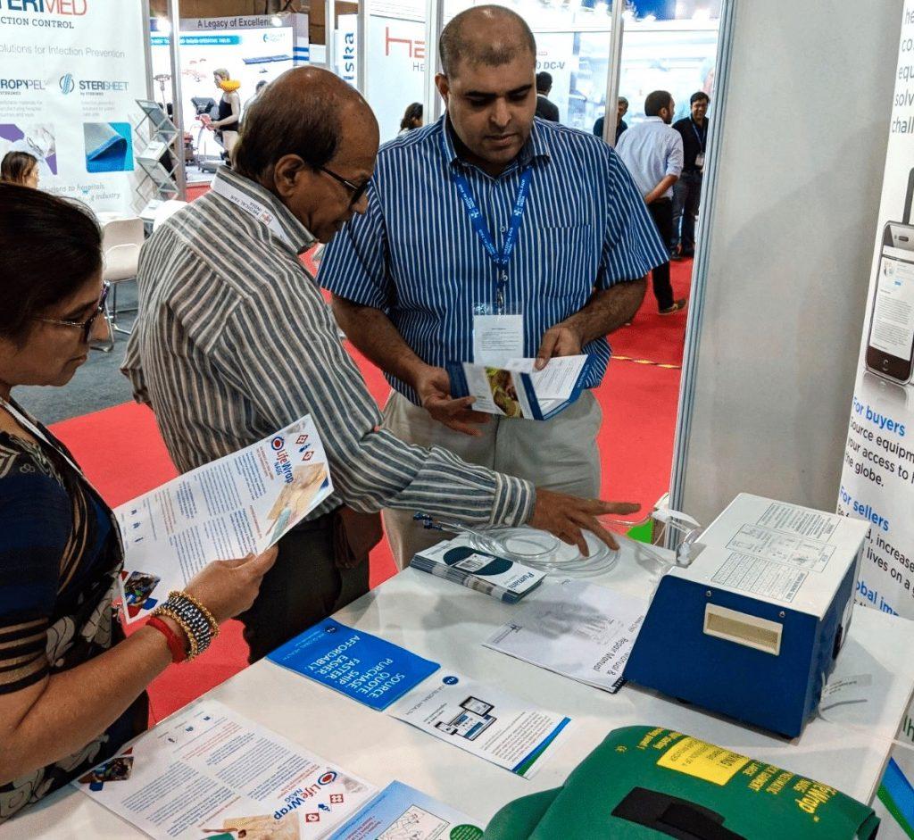 Medical Fair India - VIA Global Health
