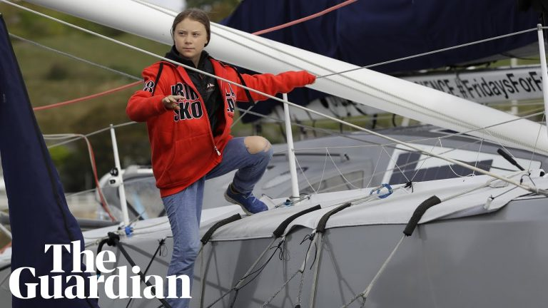 """Saturday News: Greta Thunberg Sets Sail Against Climate Crisis; """"How Electric Cars and Renewables Could Beat Oil""""; """"If You Think Trump Is Helping Israel, You're a Fool""""; """"Penny Nance seems surprised by history""""; """"Virginia finance chief says recession likely"""""""